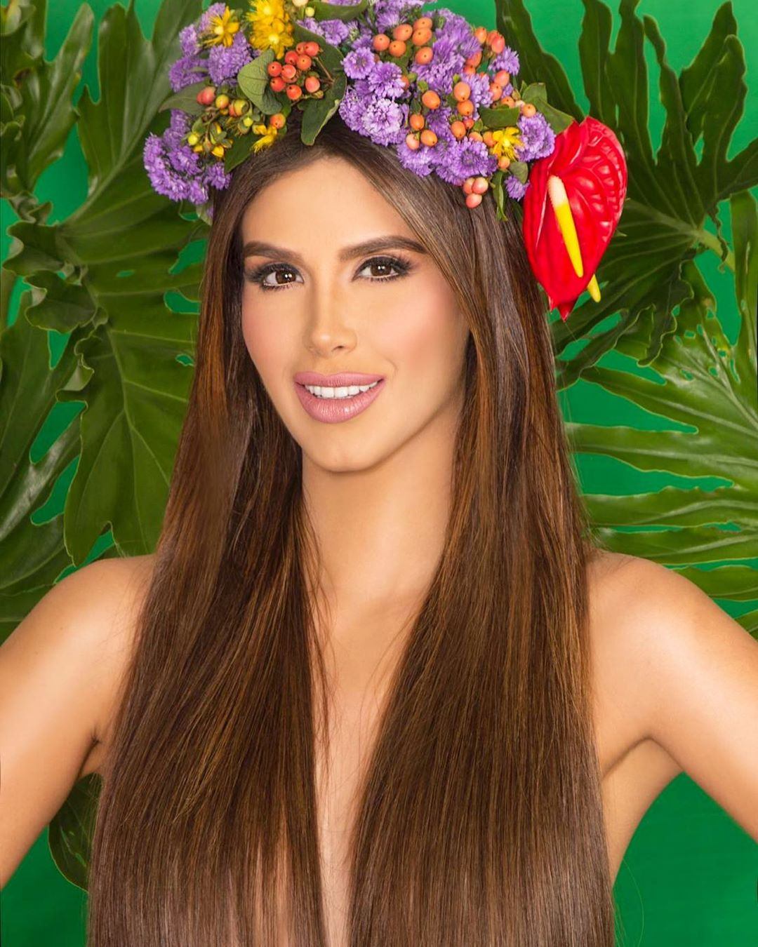 michell castellanos, miss earth venezuela 2019. - Página 5 69804011