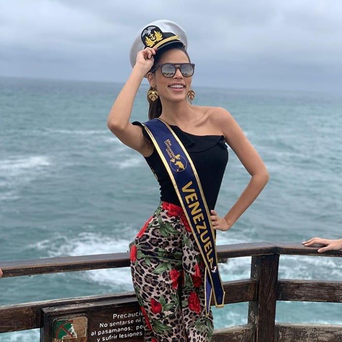 maria jose bracho, miss venezuela continentes unidos 2019. - Página 4 69818510