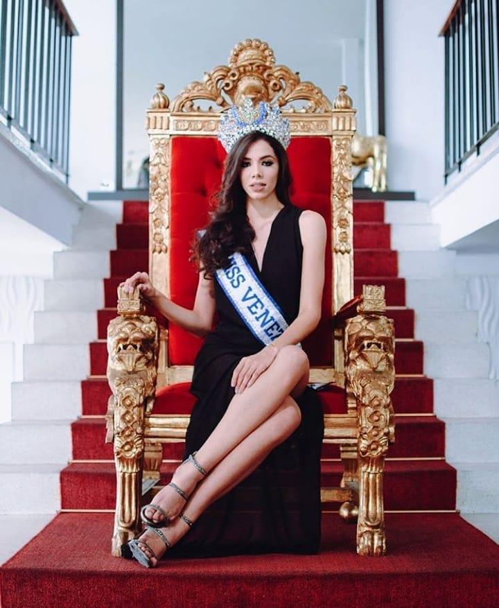 thalia olvino, top 20 de miss universe 2019. - Página 2 69831710