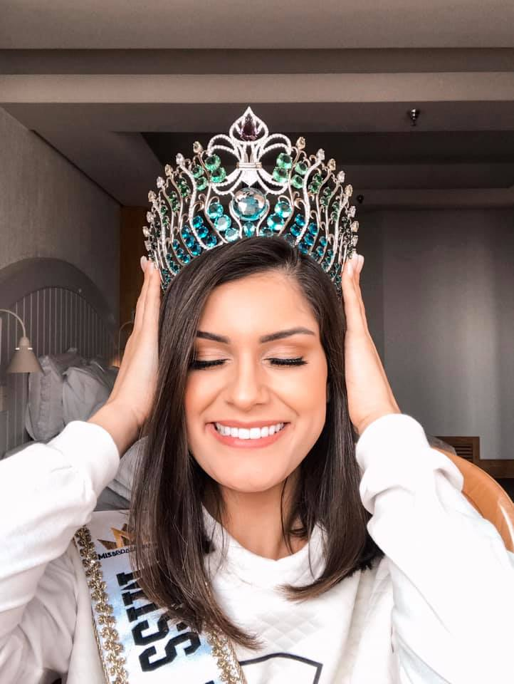 elis miele, top 5 de miss world 2019. - Página 4 69846810