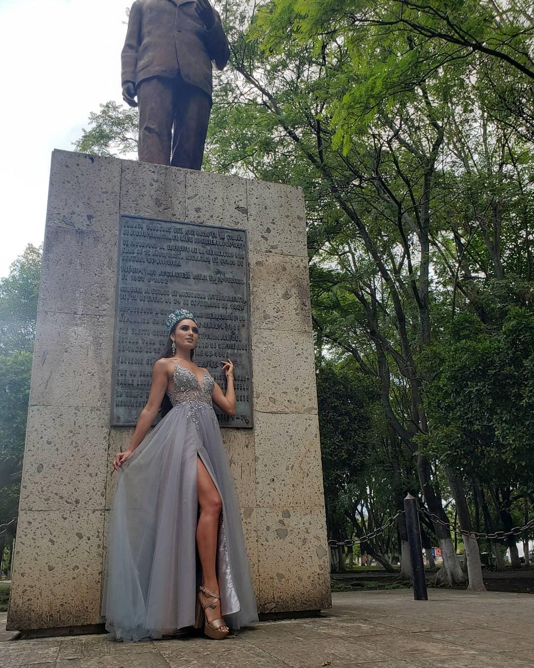 karolina vidales, candidata a miss mexico 2020, representando michoacan. - Página 6 69856011