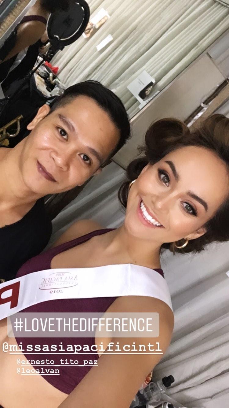 alexandra morillo, top 10 de miss asia pacific international 2019. - Página 3 69860510