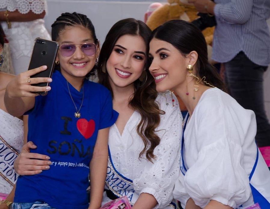 laura claro, primera finalista de reyna hispanoamericana 2019. - Página 3 69879211