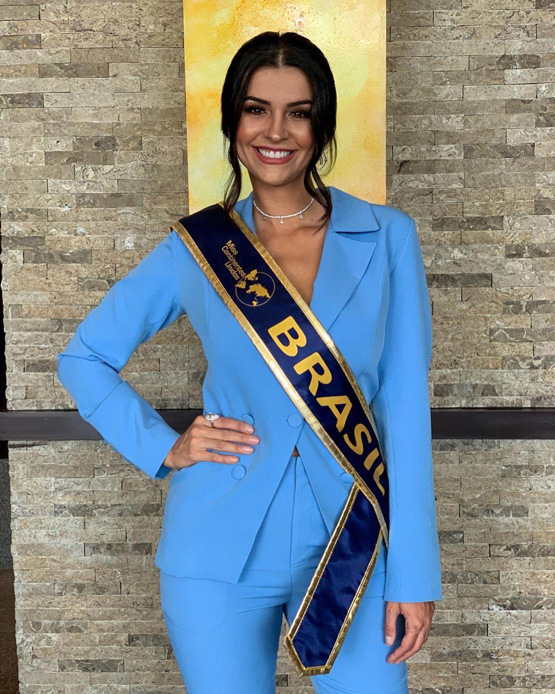 thylara brenner, miss brasil continentes unidos 2019. - Página 11 69897910
