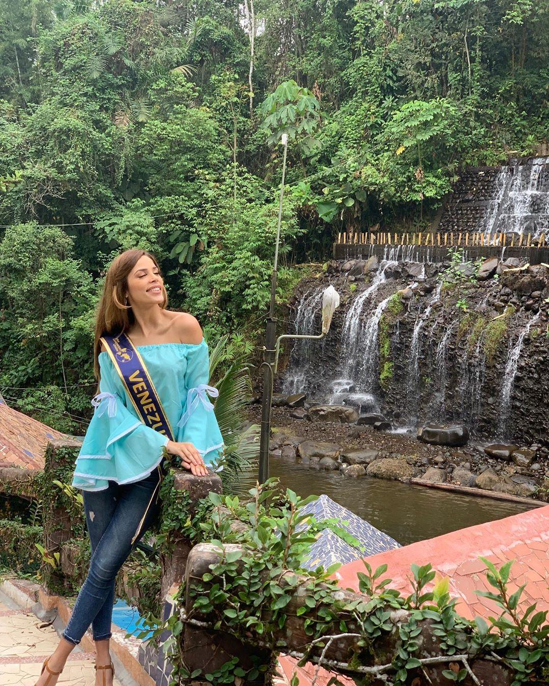 maria jose bracho, miss venezuela continentes unidos 2019. - Página 3 69902510