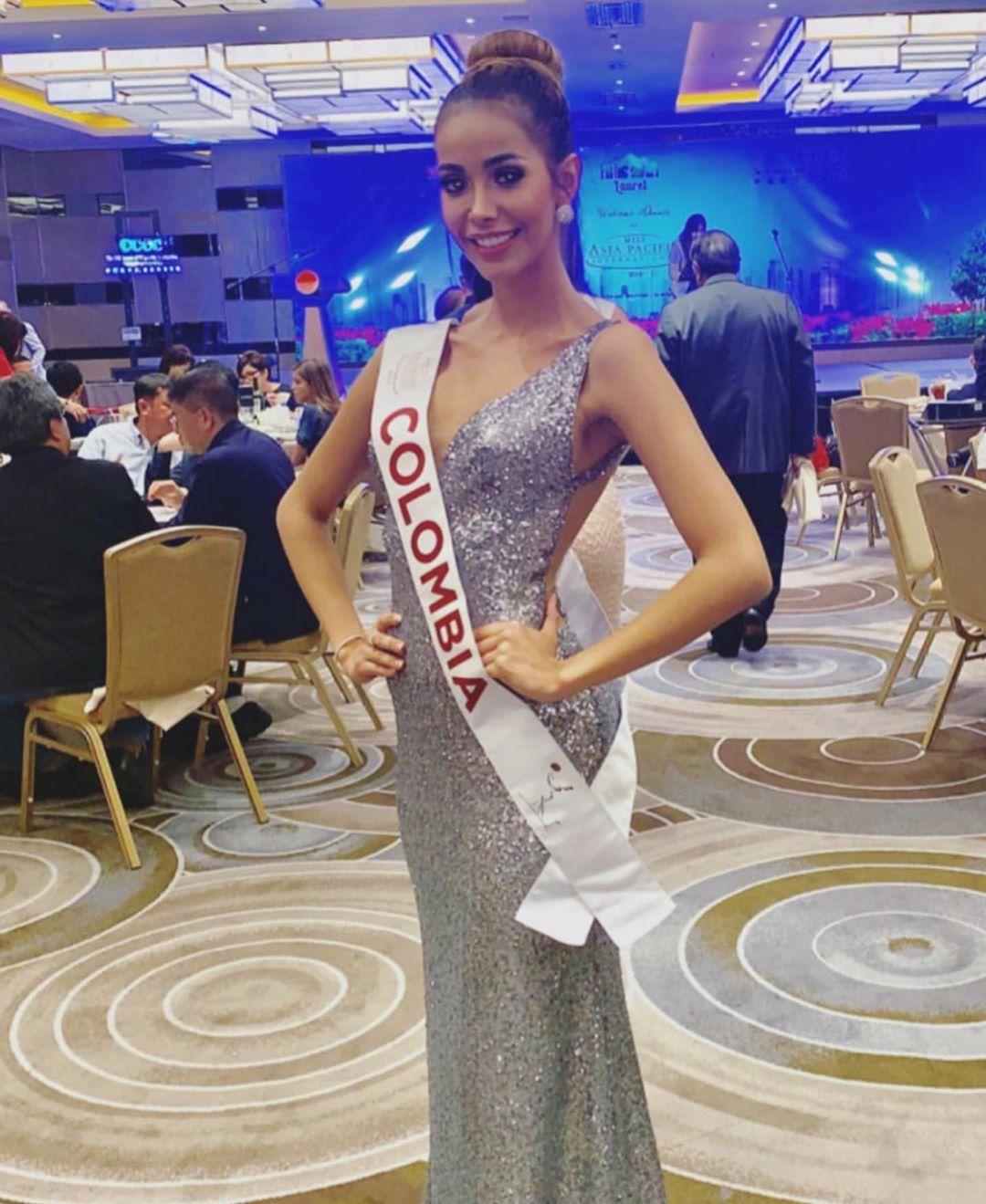 alejandra rodriguez osorio, miss asia pacific colombia 2019. - Página 2 69906310