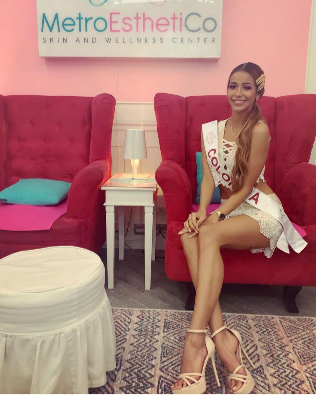 alejandra rodriguez osorio, miss asia pacific colombia 2019. - Página 3 69942910