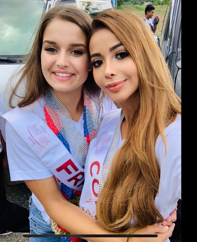 alejandra rodriguez osorio, miss asia pacific colombia 2019. - Página 3 69957110