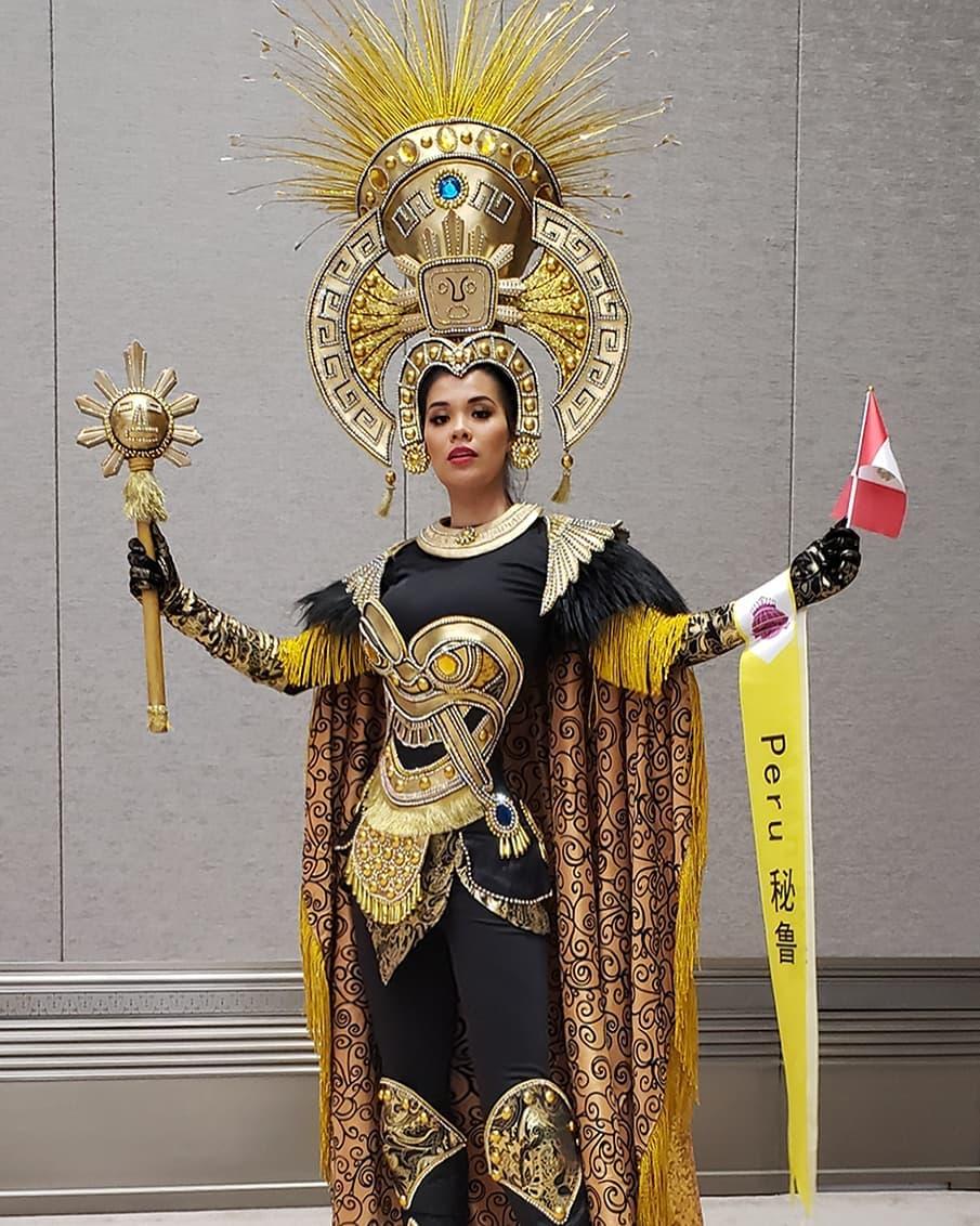 karen isabel rojas, miss tourism world peru 2019/top 20 de miss asia pacific international 2018/miss earth peru 2017. - Página 17 69968310
