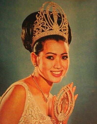 apasra hongsakula, miss universe 1965.  6d643d10