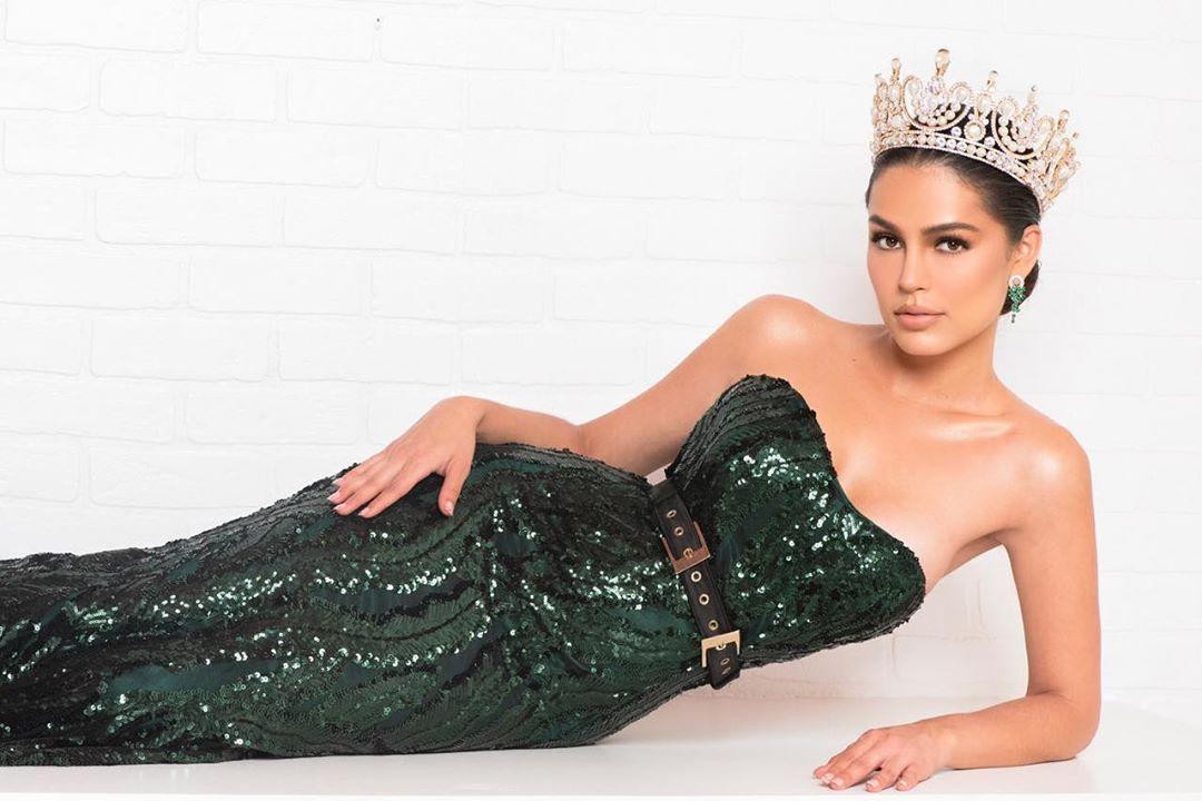 kenia ponce, segunda finalista de miss continentes unidos 2019. - Página 2 70009610