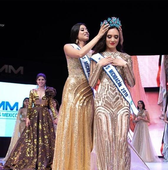 karolina vidales, candidata a miss mexico 2020, representando michoacan. - Página 6 70033011