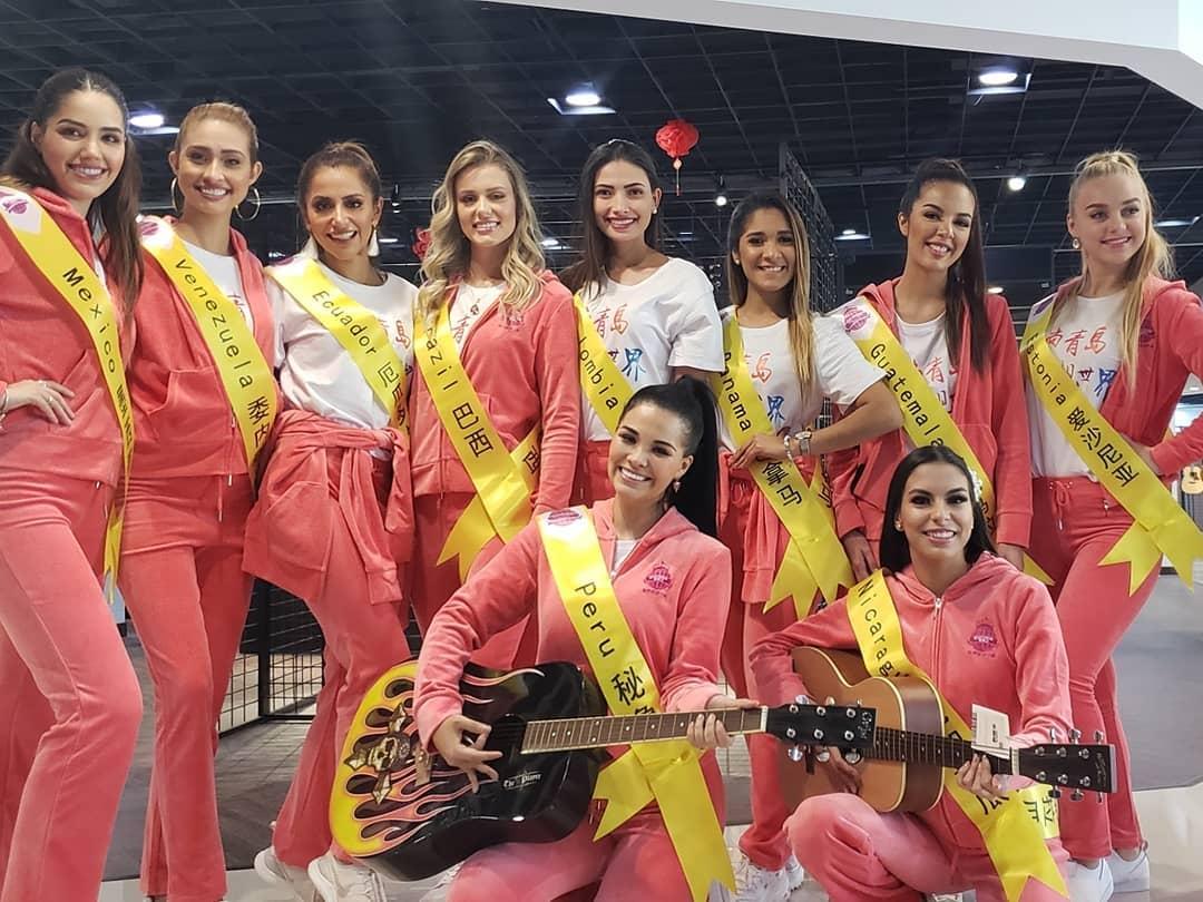 karen isabel rojas, miss tourism world peru 2019/top 20 de miss asia pacific international 2018/miss earth peru 2017. - Página 17 70036310
