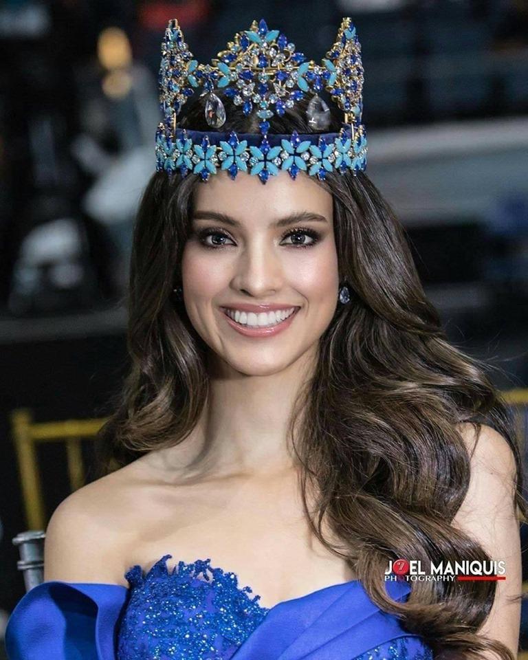vanessa ponce de leon, miss world 2018. I - Página 72 70040410