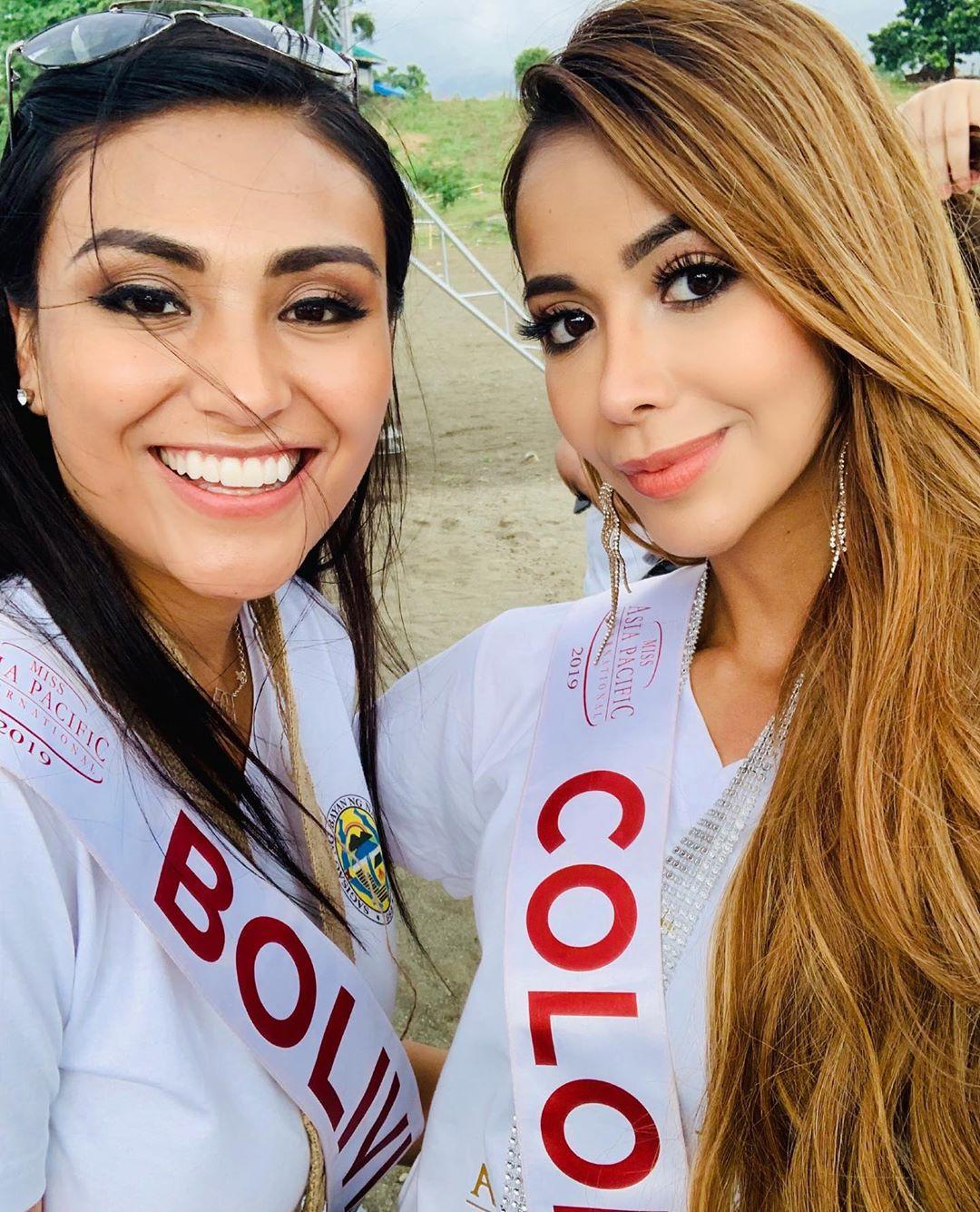 alejandra rodriguez osorio, miss asia pacific colombia 2019. - Página 2 70093410