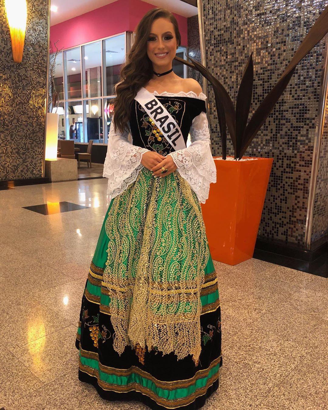 cristine boff sartor, segunda finalista de miss latinoamerica 2019. - Página 7 70125010
