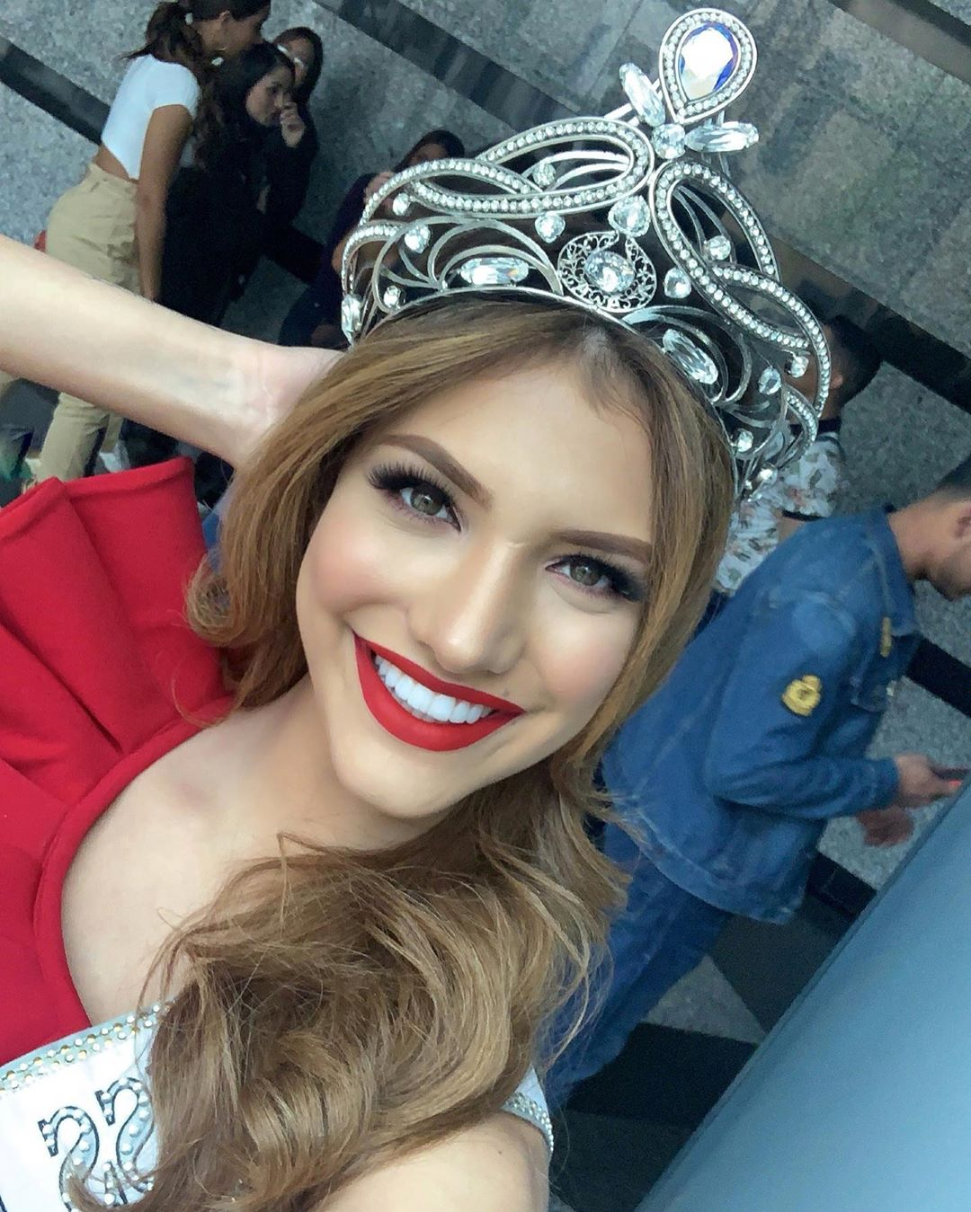 lourdes valentina figuera, miss grand international 2019. 70126510