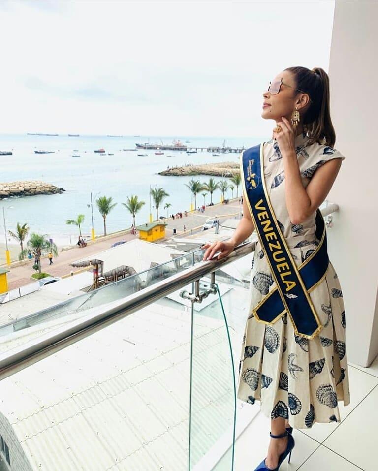 maria jose bracho, miss venezuela continentes unidos 2019. - Página 4 70175410