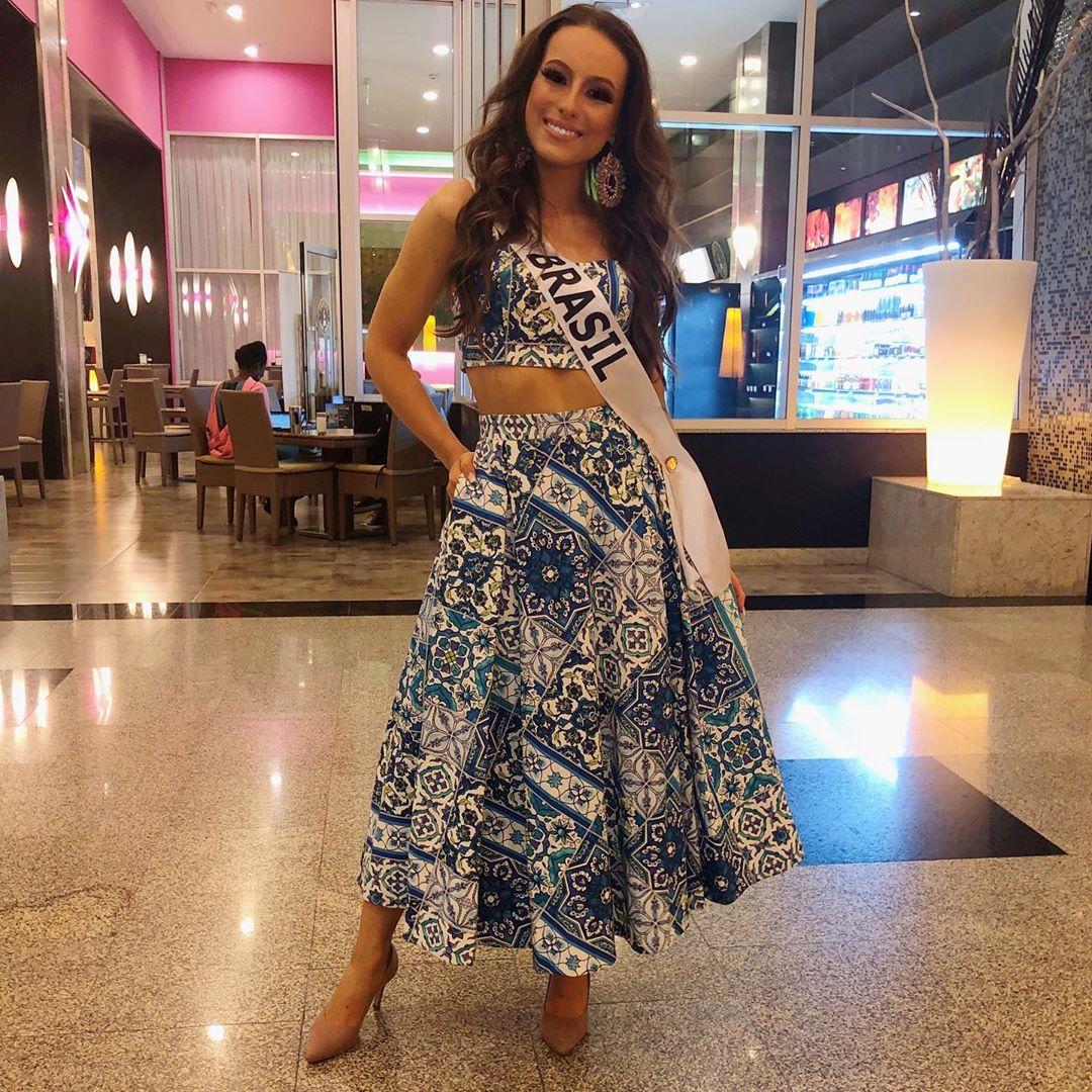 cristine boff sartor, segunda finalista de miss latinoamerica 2019. - Página 8 70199910