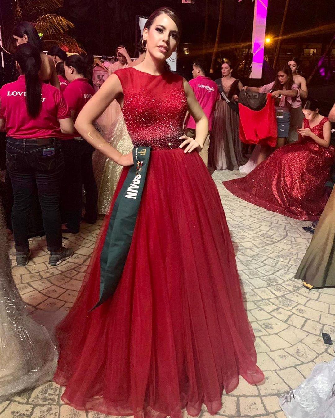 sonia hernandez, top 20 de miss earth 2019. - Página 5 70201610