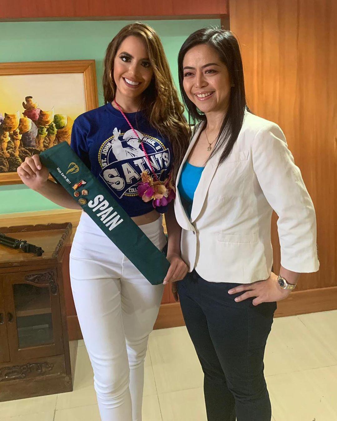 sonia hernandez, top 20 de miss earth 2019. - Página 5 70201910