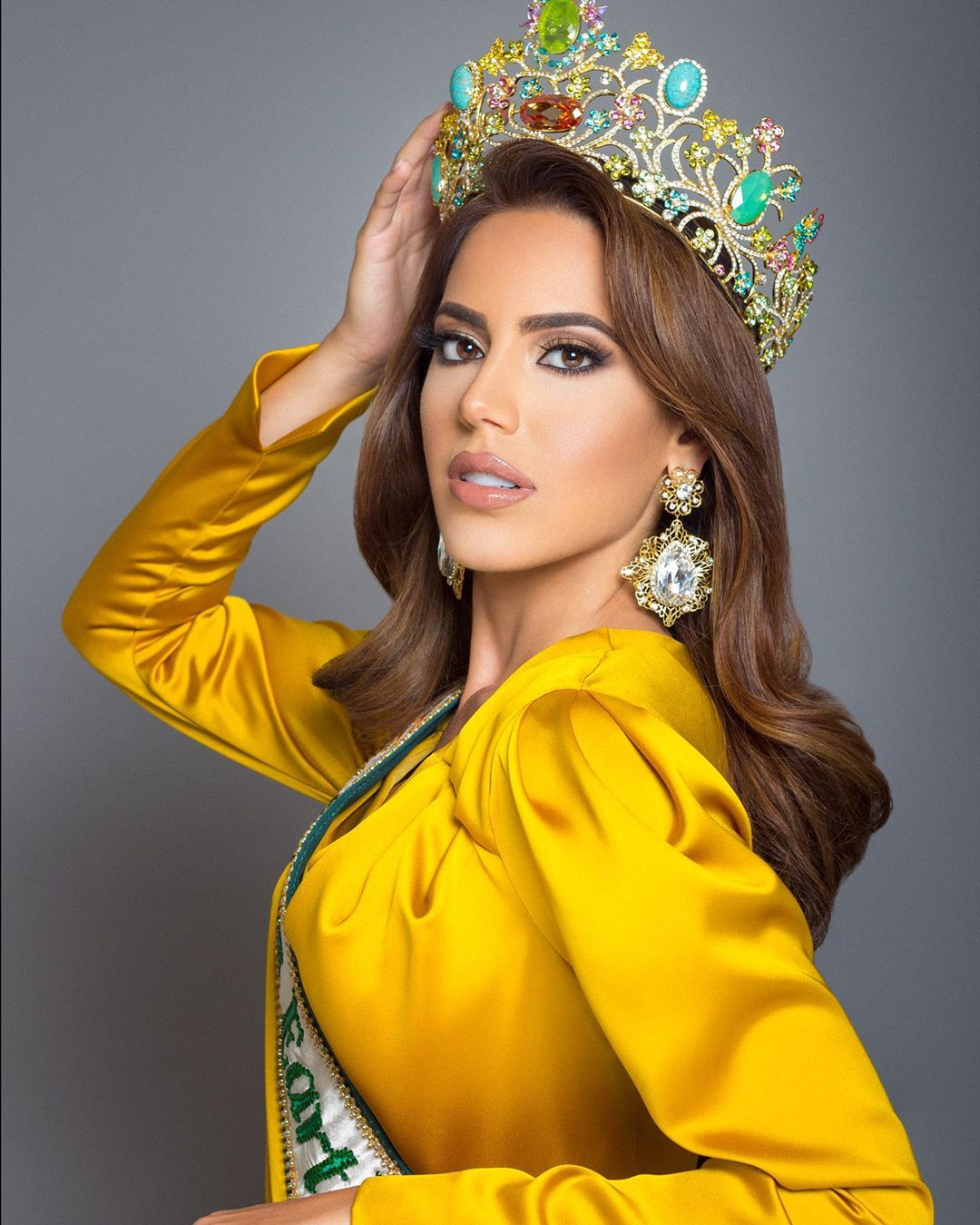 sonia hernandez, top 20 de miss earth 2019. 70244710