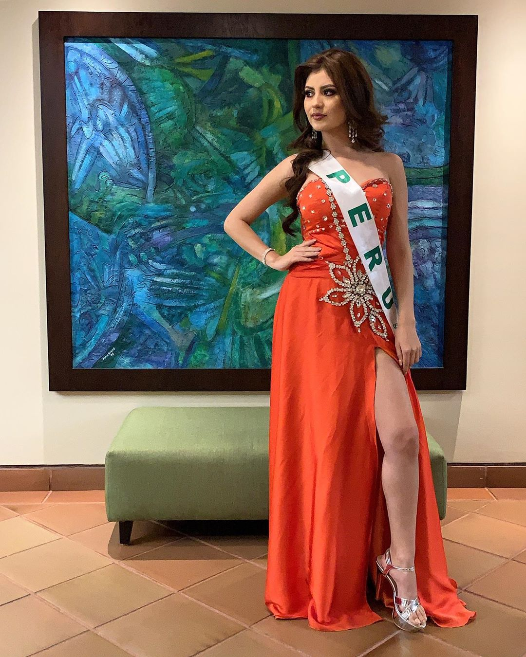 alexandra pinillos, 3ra finalista de reyna mundial banano 2019. - Página 3 70250310