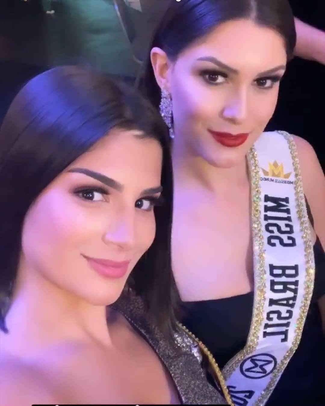 elis miele, top 5 de miss world 2019. - Página 4 70254710