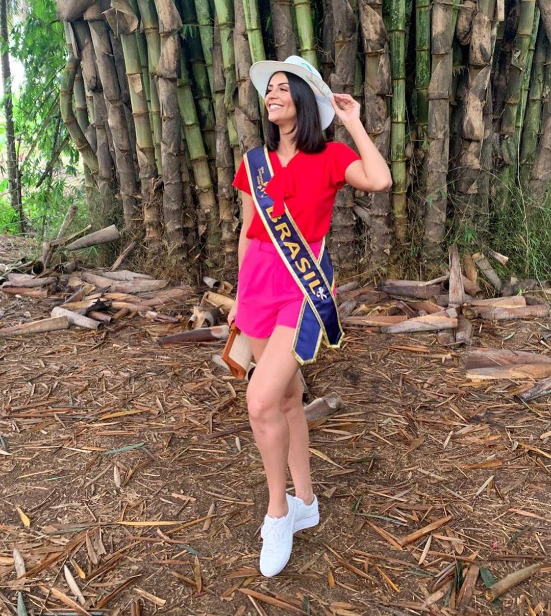 thylara brenner, miss brasil continentes unidos 2019. - Página 9 70292310