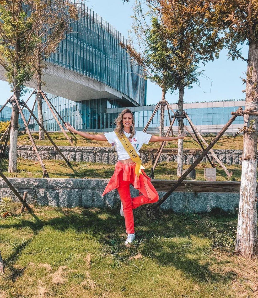 marcella kozinski de barros, 3rd runner-up de miss tourism world 2019. - Página 4 70300410