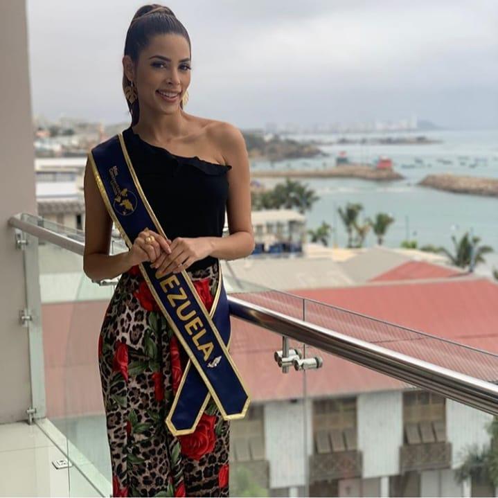 maria jose bracho, miss venezuela continentes unidos 2019. - Página 4 70310710