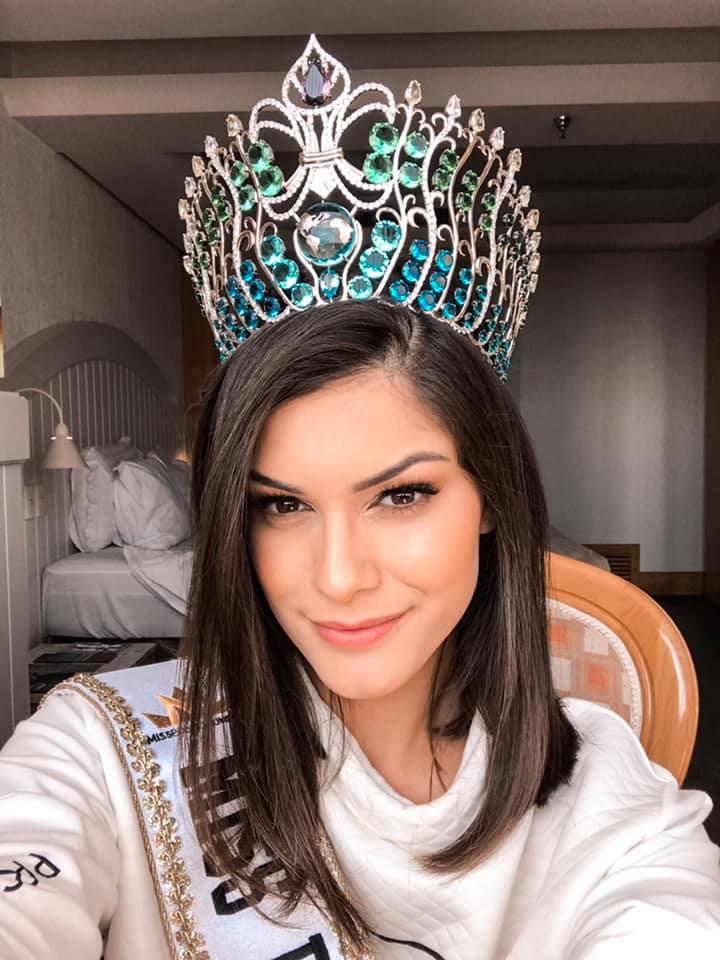 elis miele, top 5 de miss world 2019. - Página 4 70324010