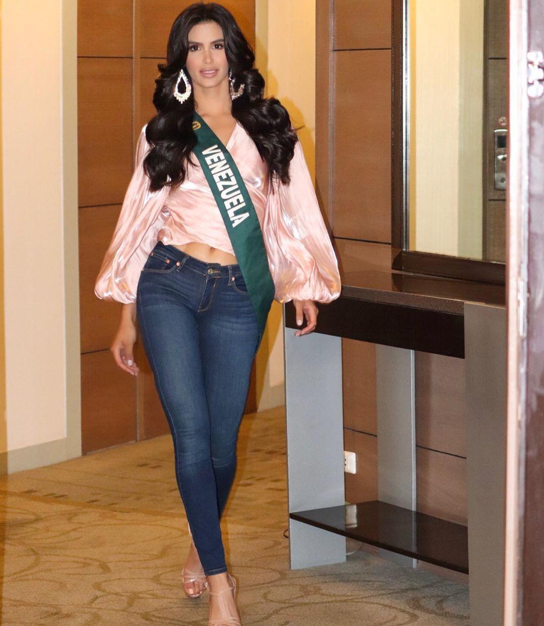 michell castellanos, miss earth venezuela 2019. - Página 7 70349810