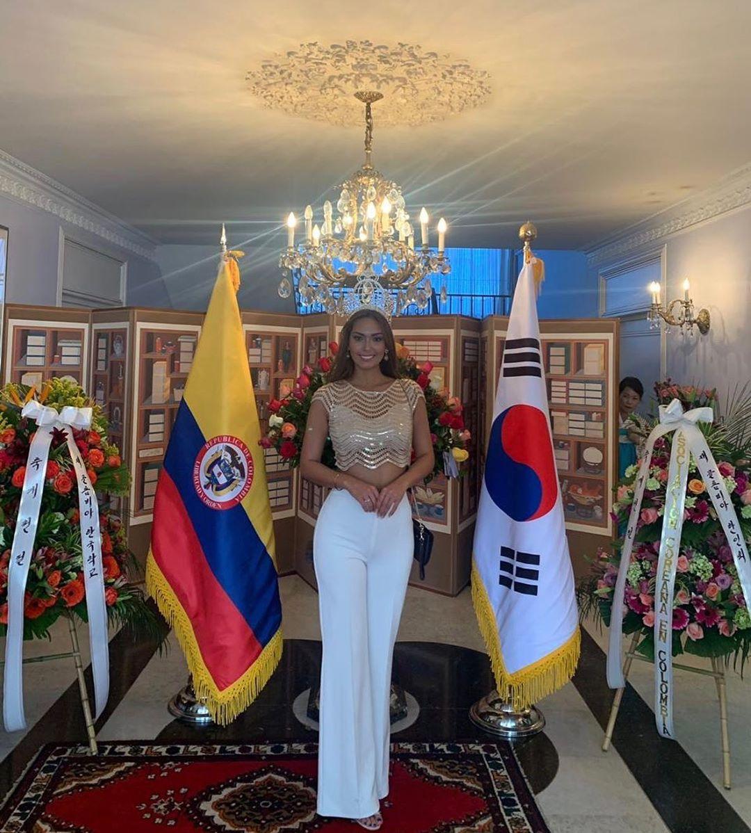 sara franco, miss colombia mundo 2019. 70357510