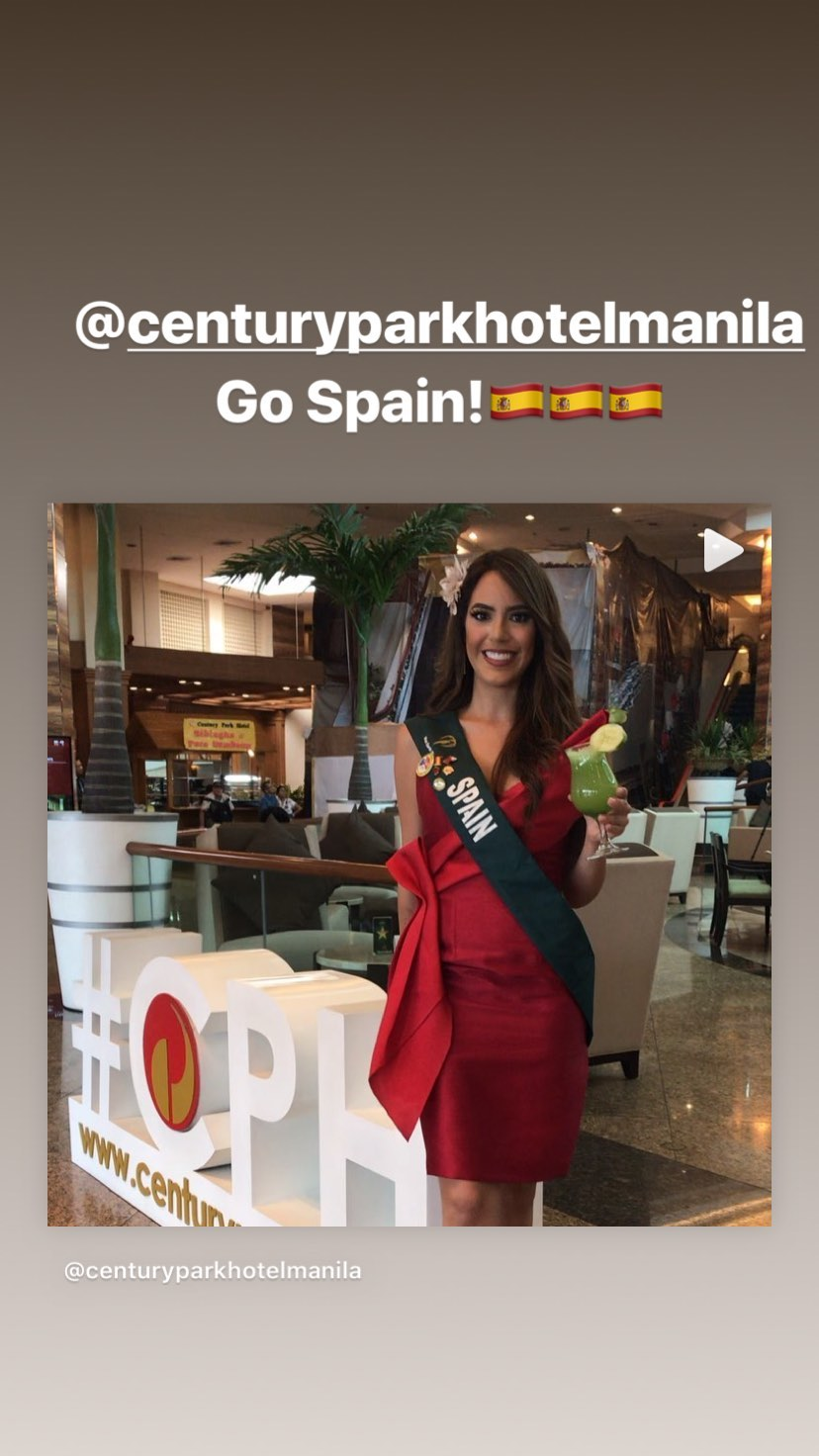 sonia hernandez, top 20 de miss earth 2019. - Página 3 70416210