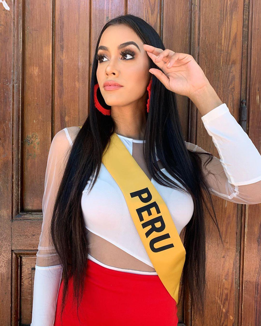 camila escribens, miss supranational peru 2020. - Página 4 70449910