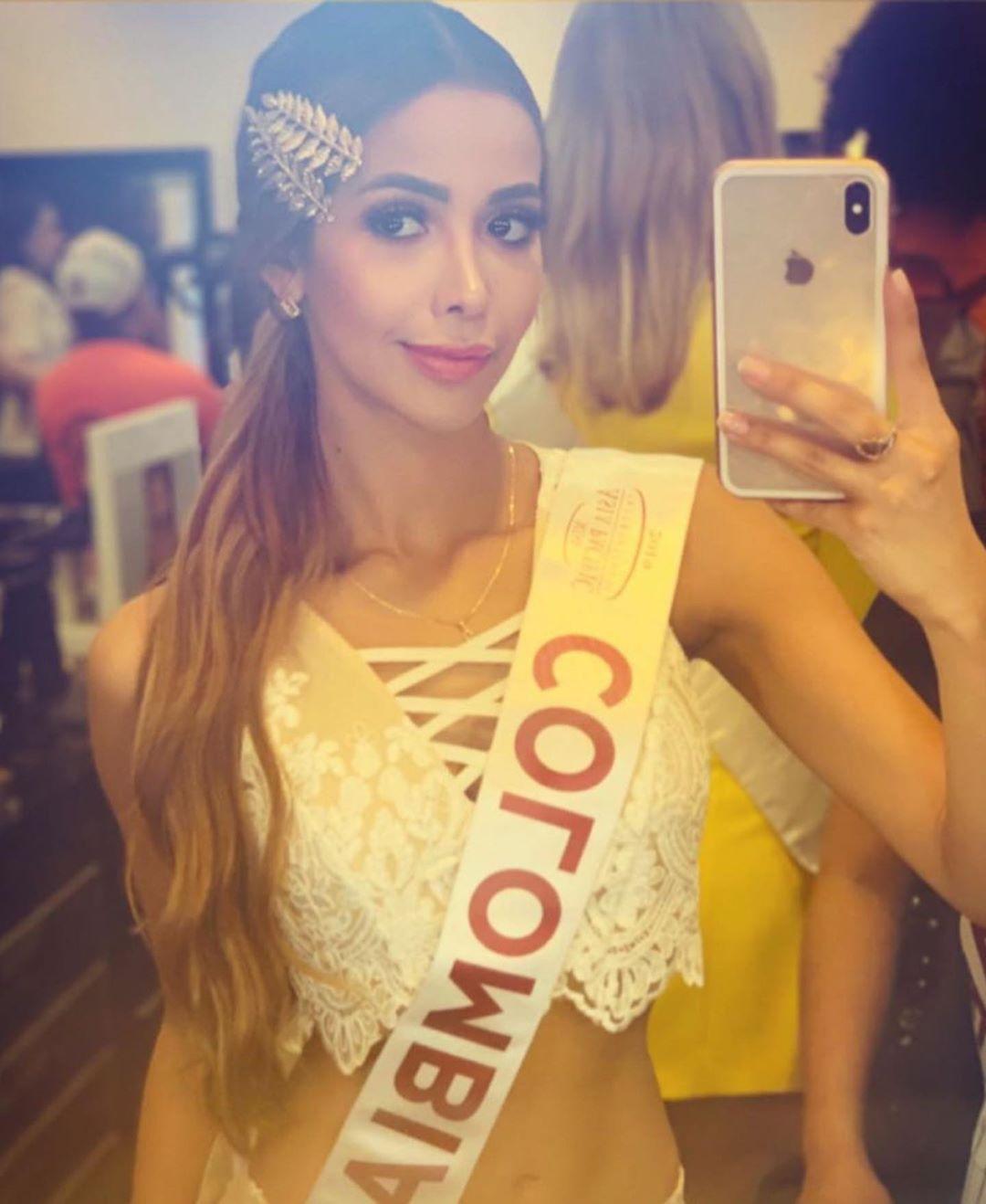 alejandra rodriguez osorio, miss asia pacific colombia 2019. - Página 2 70452610