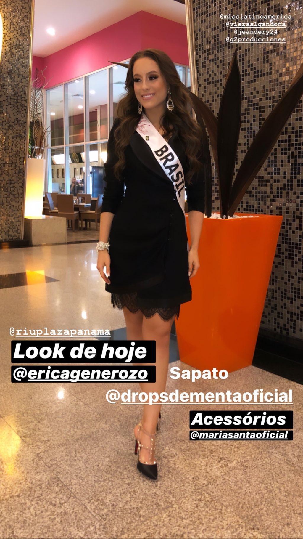 cristine boff sartor, segunda finalista de miss latinoamerica 2019. - Página 8 70457910