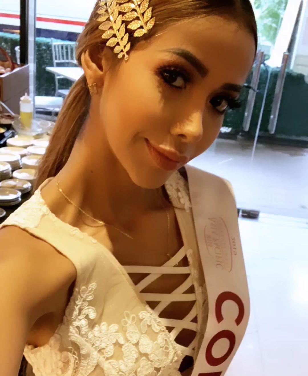 alejandra rodriguez osorio, miss asia pacific colombia 2019. - Página 2 70461610