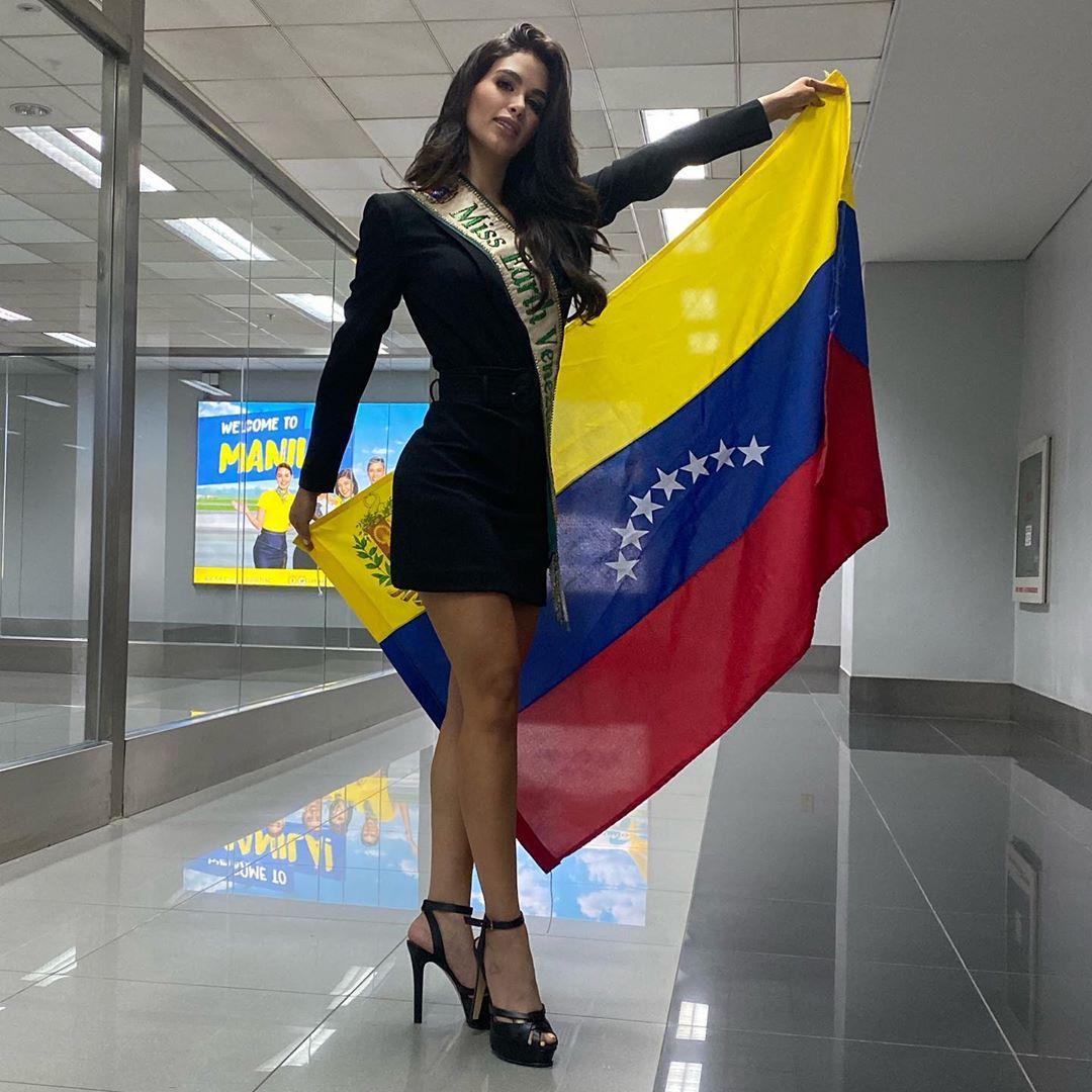 michell castellanos, miss earth venezuela 2019. - Página 6 70468211