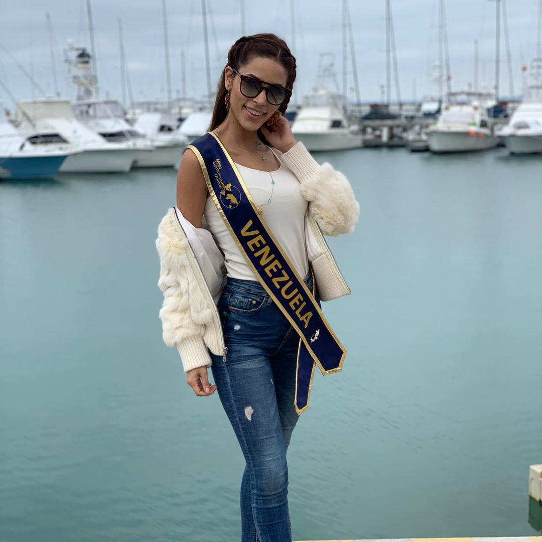 maria jose bracho, miss venezuela continentes unidos 2019. - Página 4 70493310