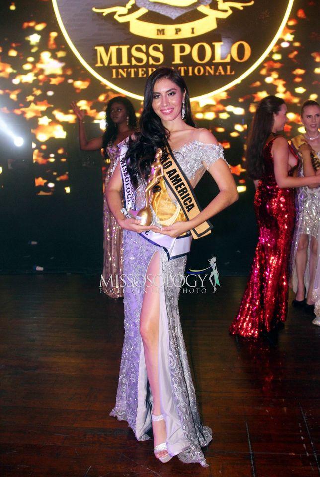 graciela ballesteros, miss earth mexico 2020/top 10 de miss polo international 2019. 70493510