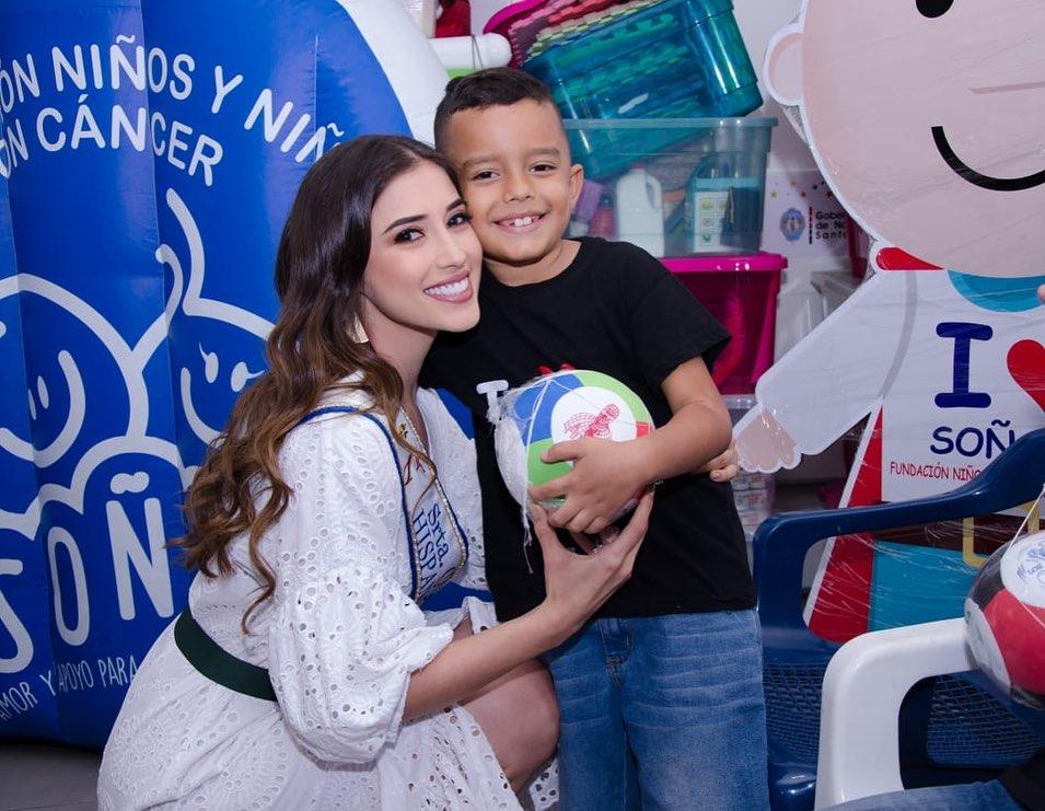 laura claro, primera finalista de reyna hispanoamericana 2019. - Página 2 70497712