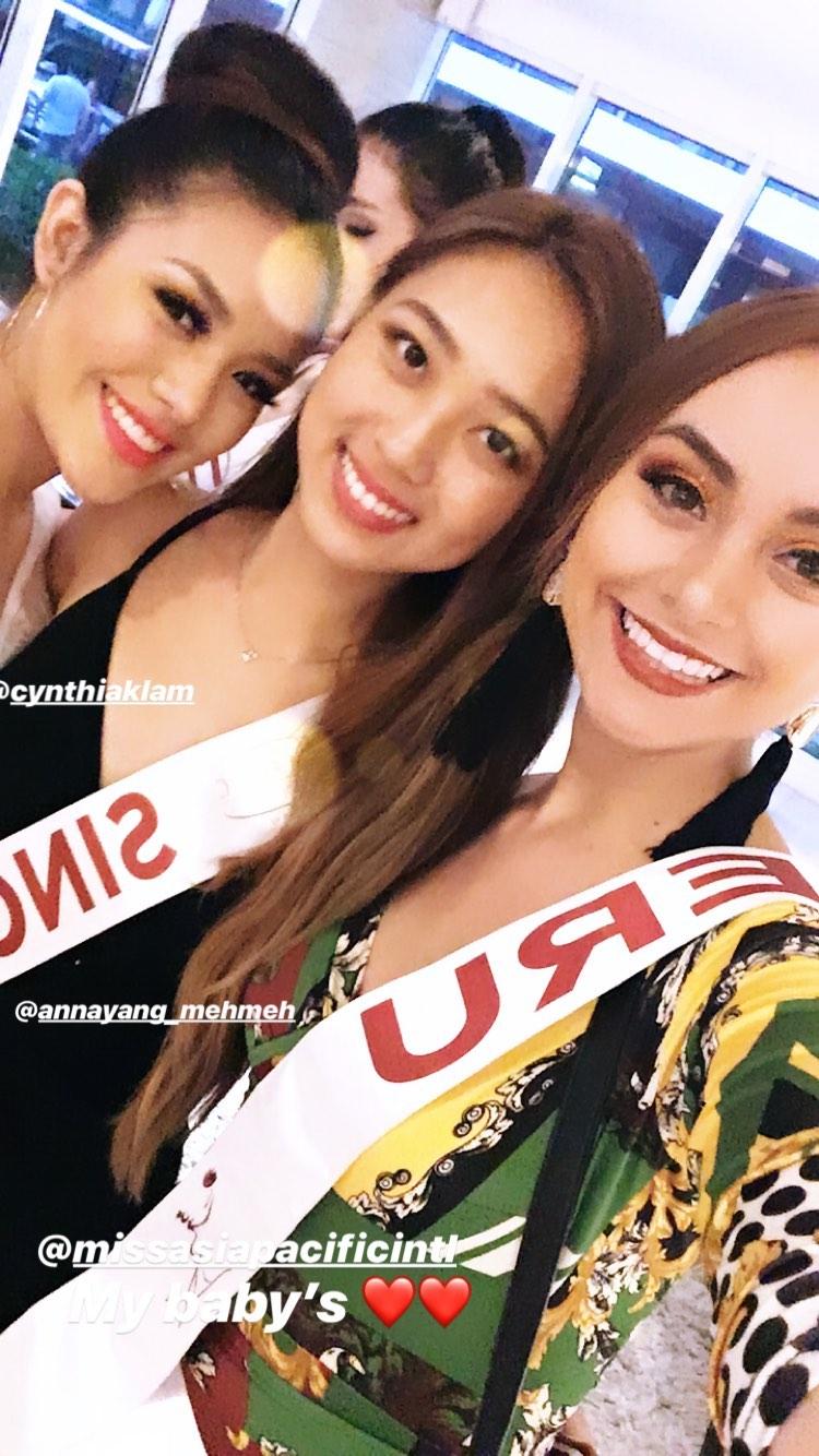 alexandra morillo, top 10 de miss asia pacific international 2019. - Página 3 70499510