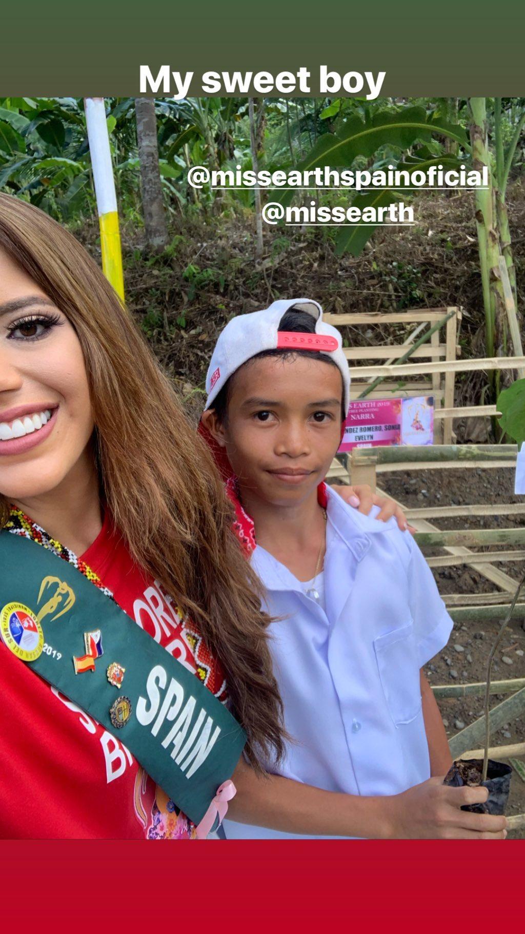 sonia hernandez, top 20 de miss earth 2019. - Página 2 70508611