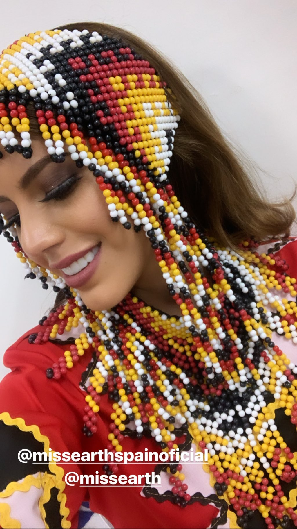 sonia hernandez, top 20 de miss earth 2019. - Página 2 70517610