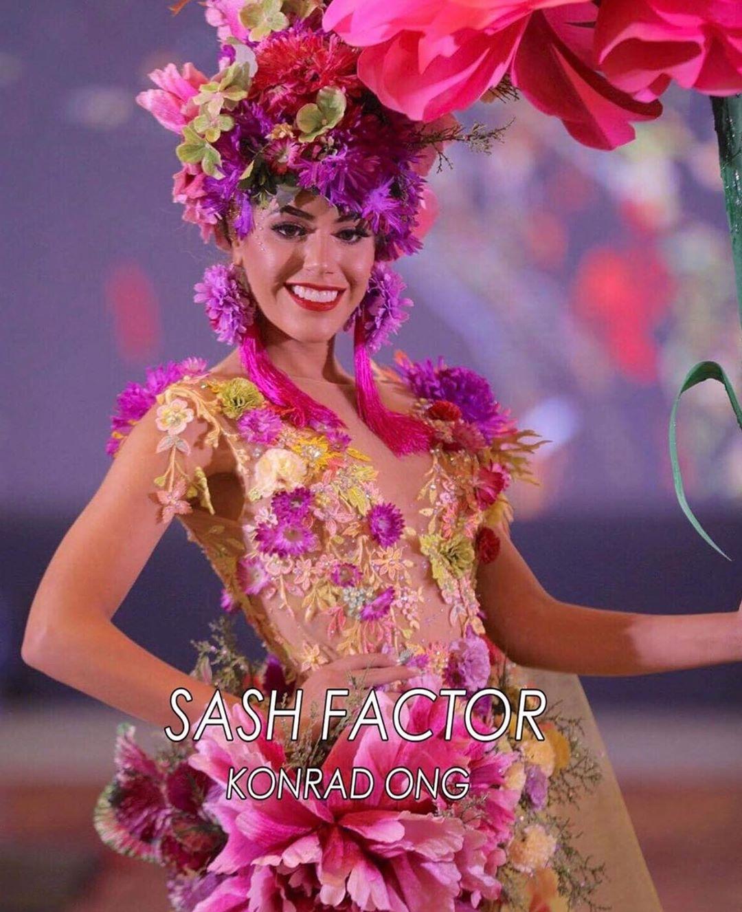 sonia hernandez, top 20 de miss earth 2019. - Página 8 70557810