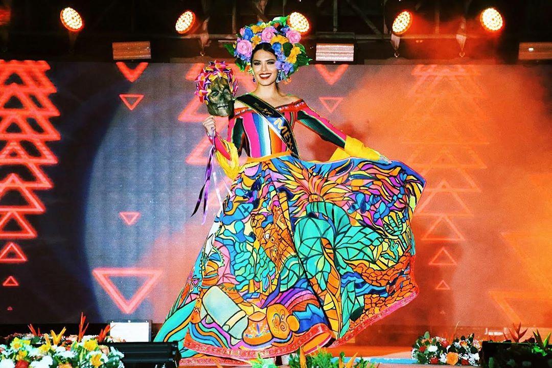 kenia ponce, segunda finalista de miss continentes unidos 2019. - Página 4 70582010