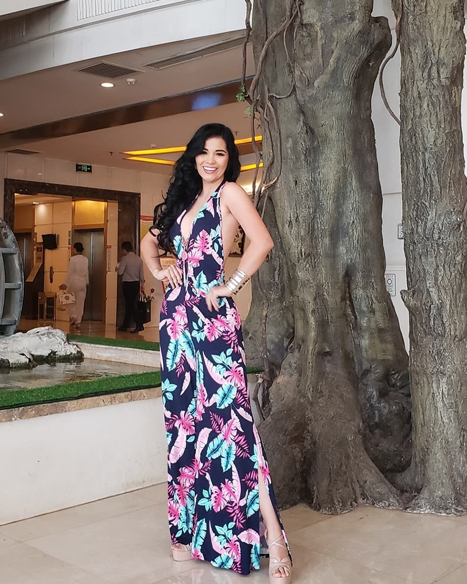 karen isabel rojas, miss tourism world peru 2019/top 20 de miss asia pacific international 2018/miss earth peru 2017. - Página 17 70599510