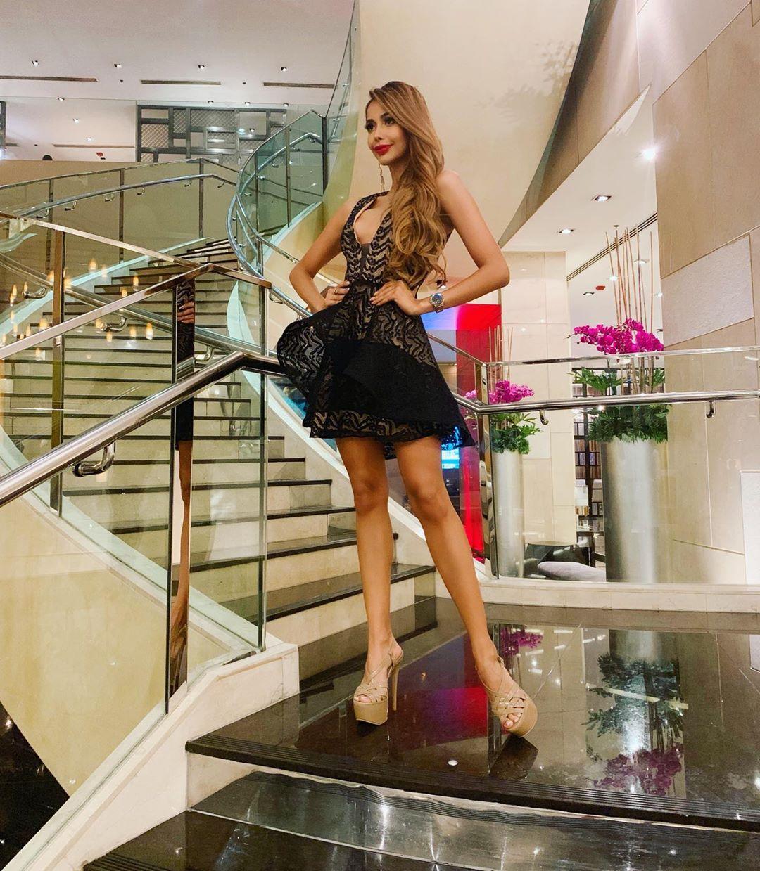 alejandra rodriguez osorio, miss asia pacific colombia 2019. - Página 3 70601610